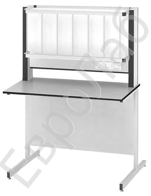 титровальный стол лабораторный